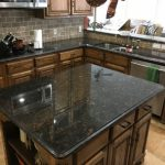 marble and granite countertop